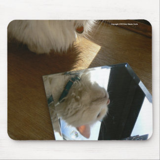Antoinette's Reflection Mouse Pad
