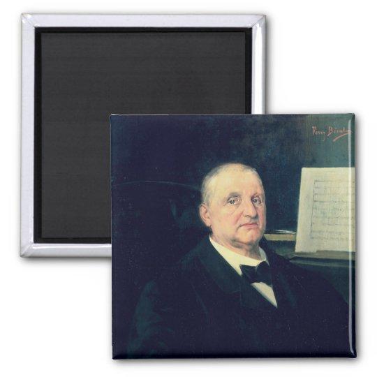 Anton Bruckner, 1889 Magnet