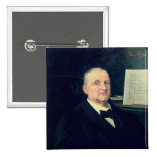 Anton Bruckner, 1889 Pins