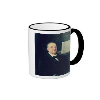 Anton Bruckner, 1889 Ringer Mug