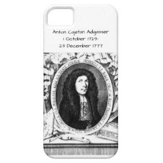 Anton Cajetan Adlgasser iPhone SE/5/5s Case