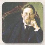 Antón Chekhov 1898 Posavasos