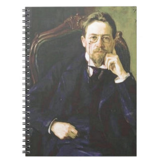 Antón Chekhov 1898 Spiral Notebooks