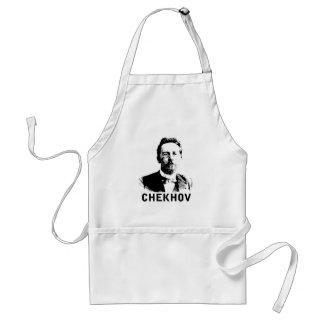 Anton Chekhov Adult Apron