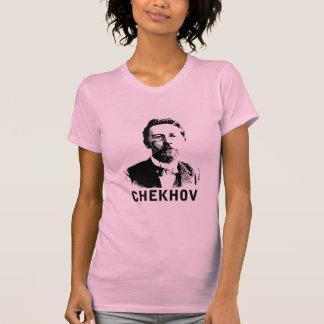 Antón Chekhov Camisetas