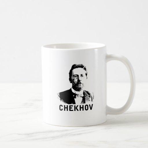 Antón Chekhov Tazas