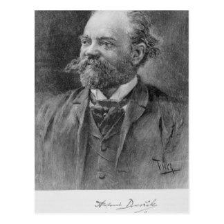 Antón Dvorak, 1894 Postal