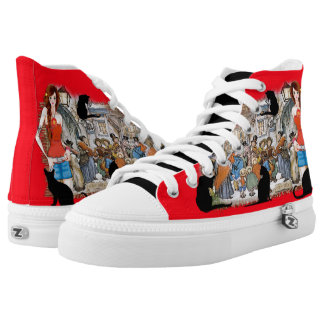 Anton Pieck celebration High-Top Sneakers