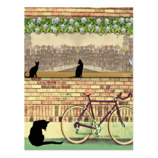 Anton Pieck Postcart Postcard