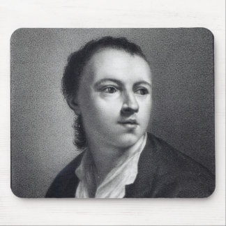 Anton Raphael Mengs, engraved by Nicolaus Mosman Mouse Pad