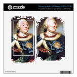 Anton Raphael Mengs - Portrait of the Elector Frie Samsung Epic Decals