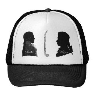 Anton Stadler and W.A. Mozart Mesh Hat