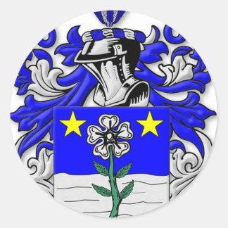 Antonelli Coat of Arms Sticker