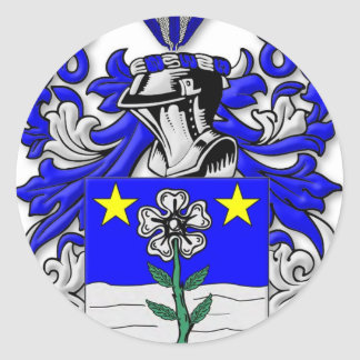 Antonelli Coat of Arms Stickers