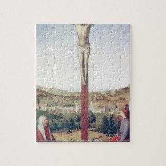 Antonello Damessina - Christ Crucified puzzle