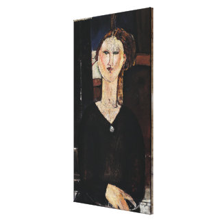 Antonia, c.1915 canvas print
