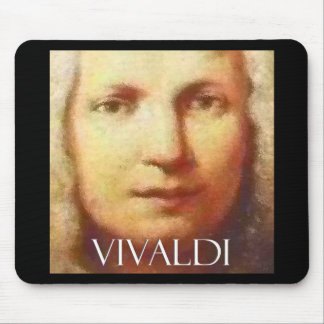 Antonia Vivaldi Customizable Merchandise Mouse Pad
