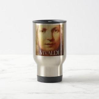Antonia Vivaldi Customizable Merchandise Coffee Mugs