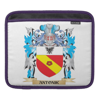 Antonik Coat Of Arms Sleeve For iPads