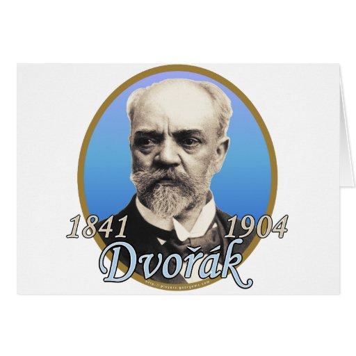 Antonin Dvorak Card
