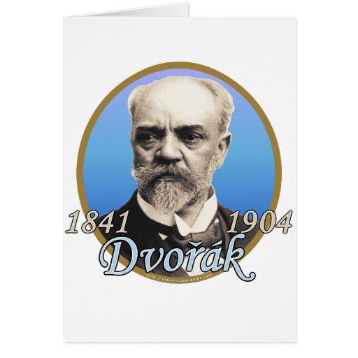 Antonin Dvorak Felicitación