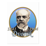 Antonin Dvorak Post Card
