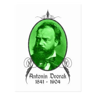 Antonin Dvorak Tarjetas Postales