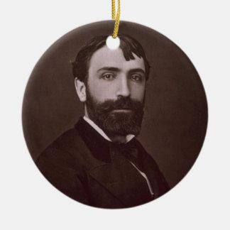 Antonin Mercie (1845-1916), from 'Galerie Contempo Ceramic Ornament