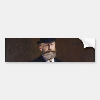 Antonin Proust by Edouard Manet Bumper Sticker