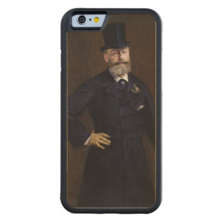 Antonin Proust by Edouard Manet Maple iPhone 6 Bumper Case