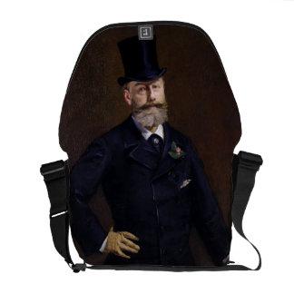 Antonin Proust de Eduardo Manet Bolsas Messenger