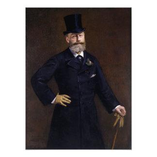 Antonin Proust de Eduardo Manet Arte Con Fotos