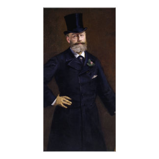 Antonin Proust de Eduardo Manet Tarjeta Fotográfica Personalizada