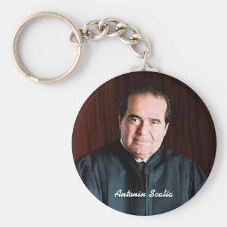 Antonin Scalia Keychain