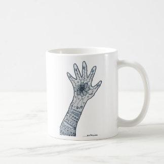 Antonina Palestini Classic White Coffee Mug