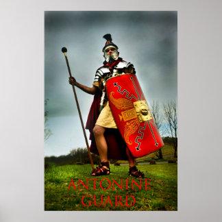 antonine guard poster