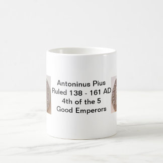 Antoninus Pius Classic White Coffee Mug