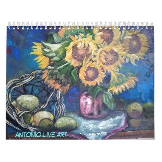 antonio cariola calendar