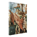 Antonio da Correggio - Apostles and youths Canvas Prints