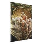 Antonio da Correggio - StJohn the Baptist Stretched Canvas Prints
