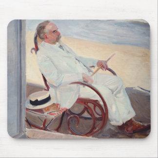 Antonio García at the Beach - Joaquín Sorolla Mouse Pad