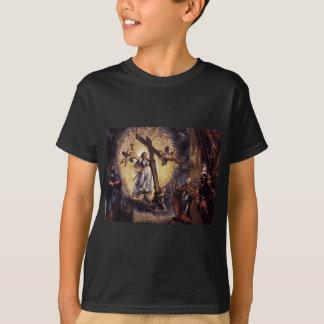 Antonio Grimani Kneeling Before the Faith Titian T-Shirt