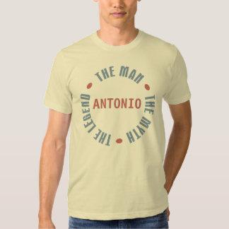 Antonio Man Myth Legend Customizable Tees