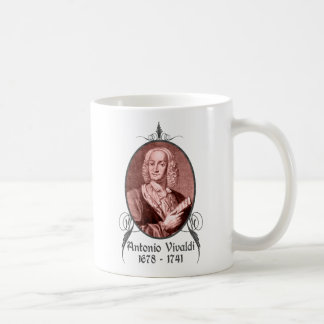 Antonio Vivaldi Mugs