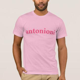Antonioni Italian Film T-Shirt