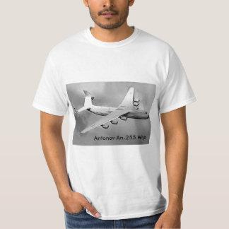 Antonov Aircraft image for men's-t-shirt T-Shirt