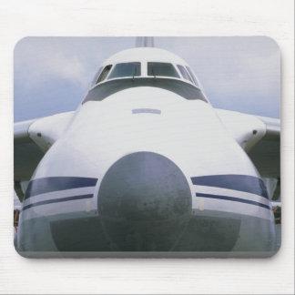 Antonov AN-124 heavy lift transport, Russian Air F Mouse Pad