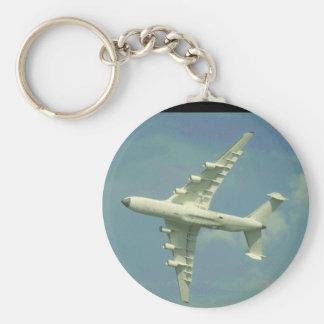 Antonov AN-225 Mriya Cossack_Aviation Photography Keychain
