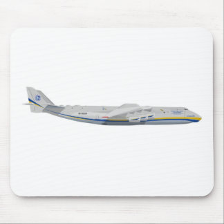 "Antonov  AN-225 NATO: ""Cossack"" Mouse Pad"