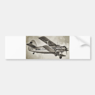 Antonov an-2 bumper sticker